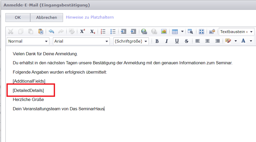 Email-detailed-details-example